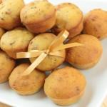 muffinki dyniowe z orzechami pekanowymi