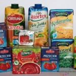 produkty w kartonie