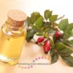 olej różany