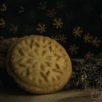 kukurydziane ciasteczka z gwiazdką